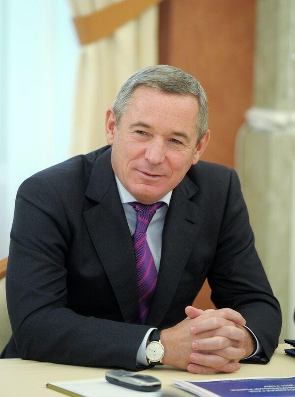редседатель совета директоров НГК Итера Игорь Макаров