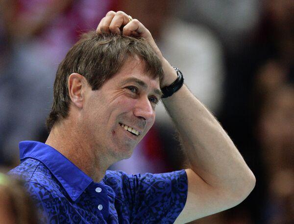 Главный тренер сборной Франции Лоран Тилли