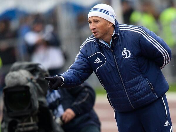 Главный тренер Динамо Дан Петреску