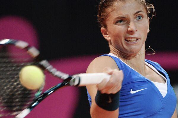 Итальянская теннисистка Сара Эррани