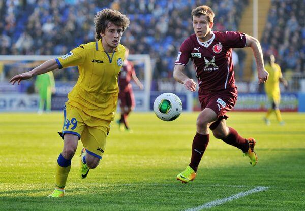 Джано Ананидзе (слева) и Олег Кузьмин