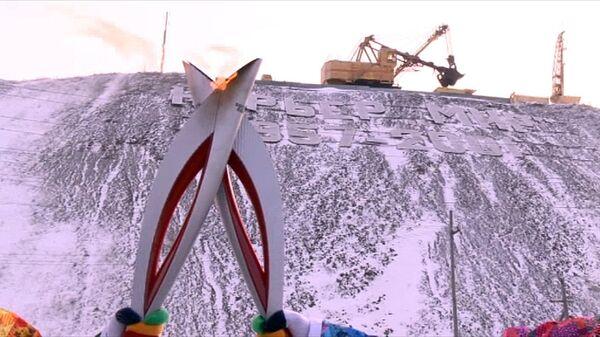 Огонь ОИ спустили на дно кимберлитовой трубки Мир на БЕЛАЗе