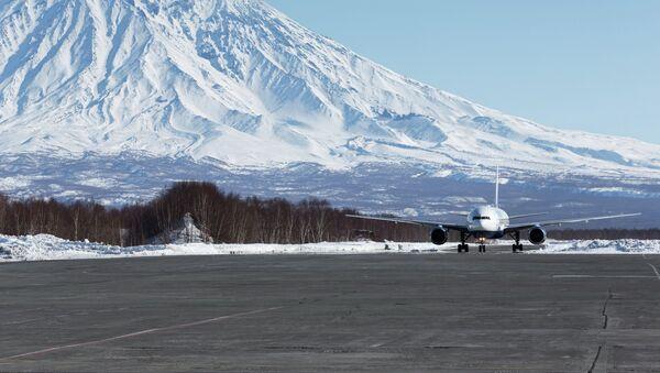 Аэропорт Петропавловск-Камчатский. Архивное фото