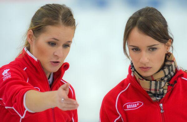 Маргарита Фомина (слева) и Анна Сидорова