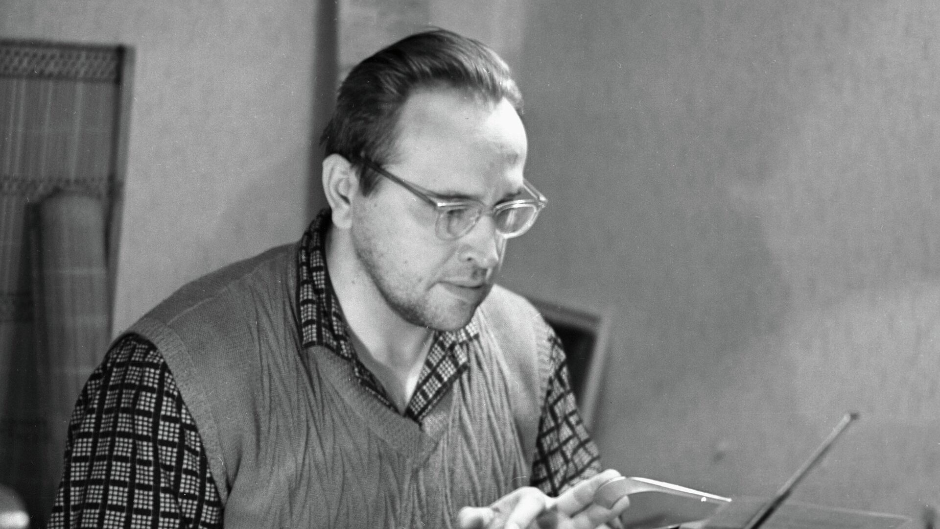 Юрий Власов - РИА Новости, 1920, 13.02.2021