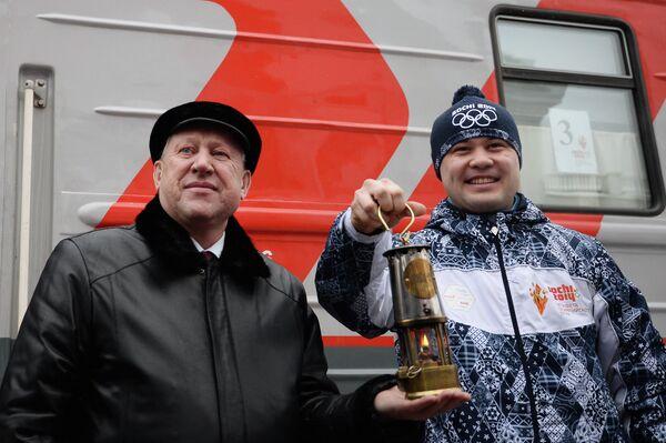 Мэр Магнитогорска Евгений Тефтелев