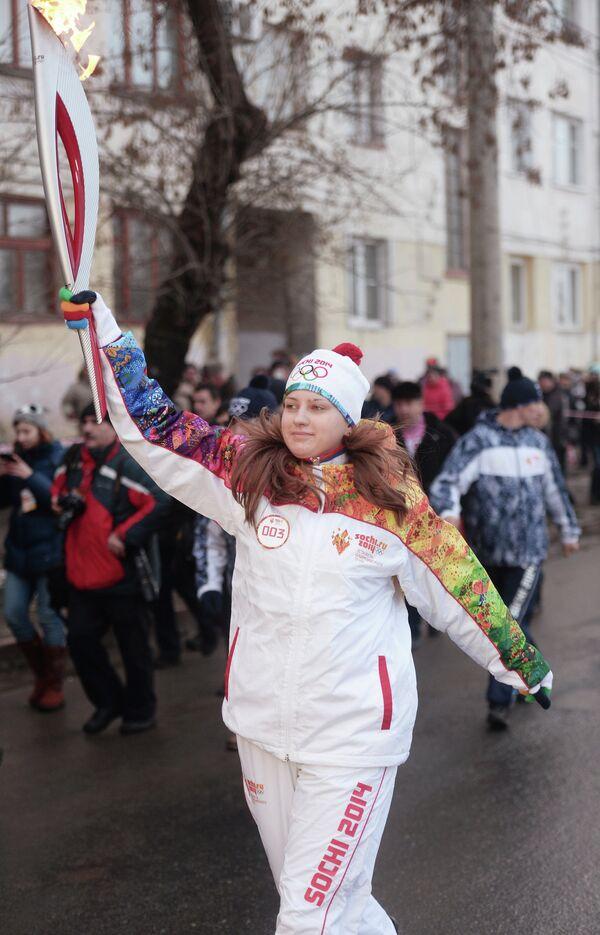 Анна Мастянина