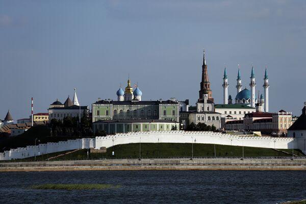 Города России. Казань