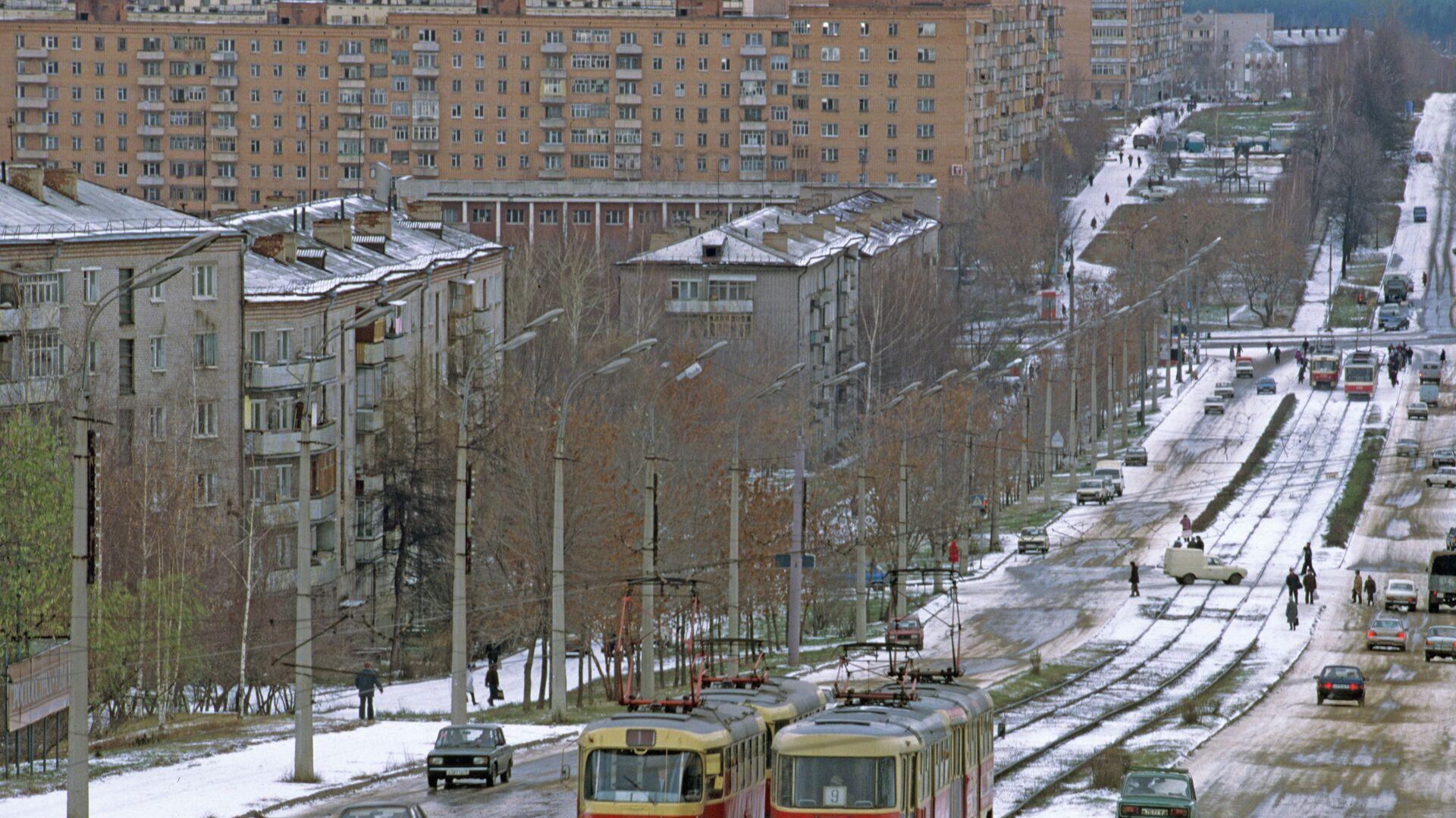 Город Ижевск - РИА Новости, 1920, 13.01.2021