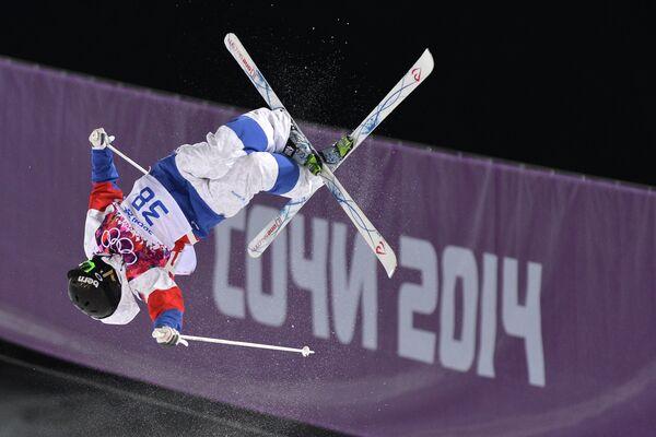 Олимпиада 2014. Фристайл.