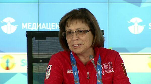Ирина Роднина рассказала, как зажгла огонь Олимпийских игр в Сочи