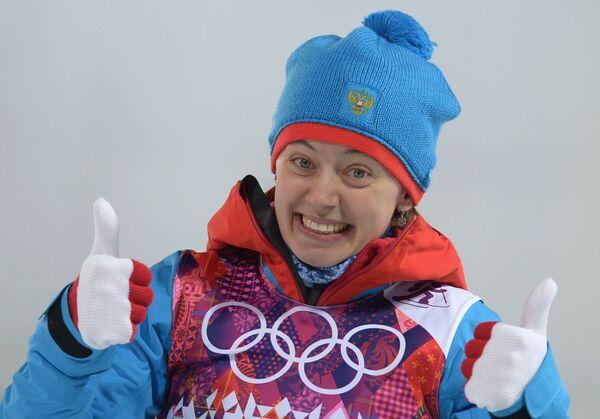 Ольга Вилухина (Россия)