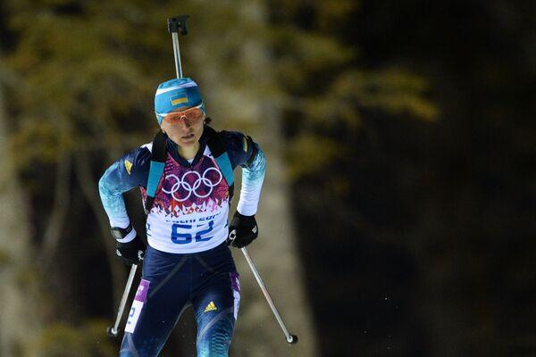 Вита Семеренко (Украина)