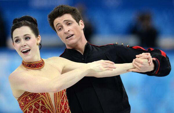 Тесса Вирчу и Скотт Моир (Канада)