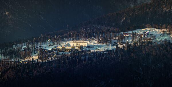 Олимпийский центр Лаура в Сочи