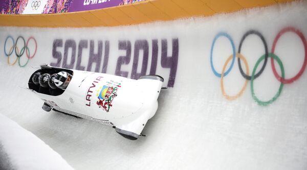 Оскар Мелбардис, Даумант Дрейшкенс, Арвис Вилкасте и Янис Стренга (Латвия)