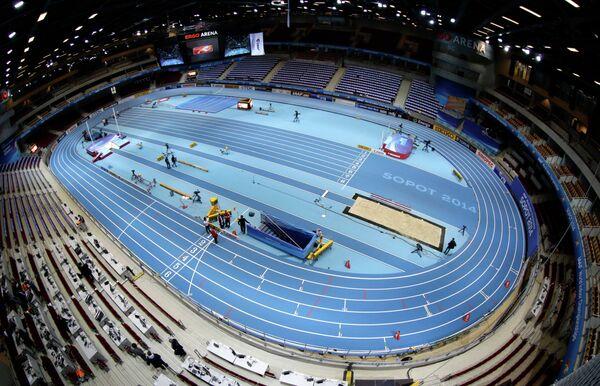 Чемпионат мира по легкой атлетике в помещении