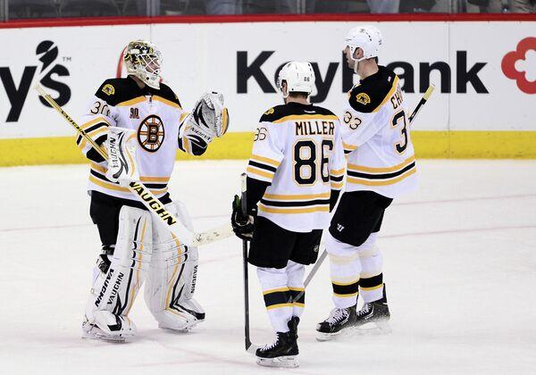Хоккеисты Бостона