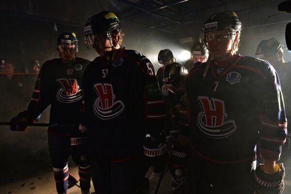 Хоккеисты Сибири
