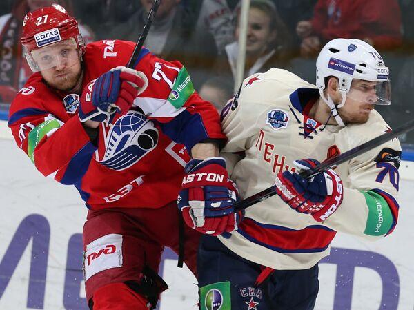 Стаффан Кронвалль (слева) и Роман Червенка