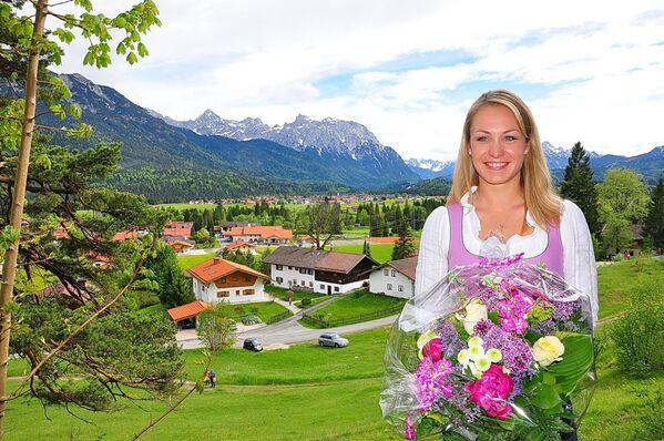 Бывшая биатлонистка Магдалена Нойнер