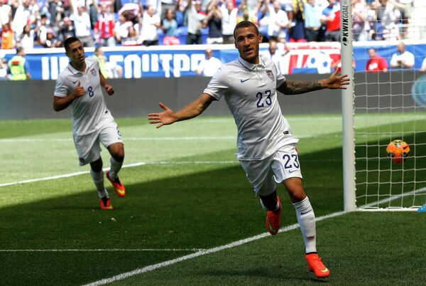 Сборная США по футболу одолела команду Турции в товарищеском матче