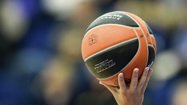 Баскетбольный мяч. Заглушка