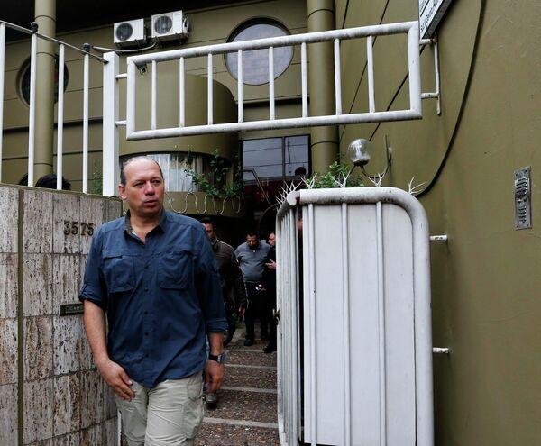 Дом отца Карлоса Тевеса