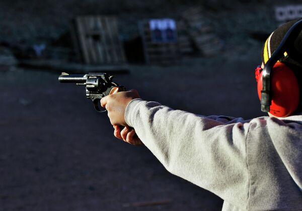 Пистолет-револьвер