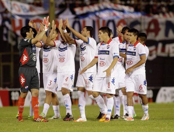 Парагвайский футбольный клуб Насьональ