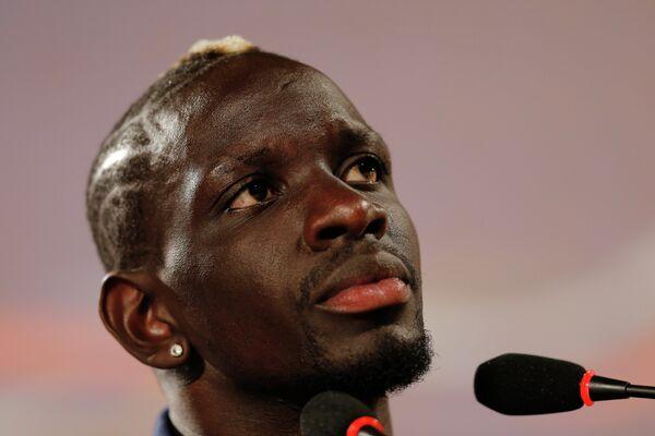 Футболист Ливерпуля Мамаду Сако