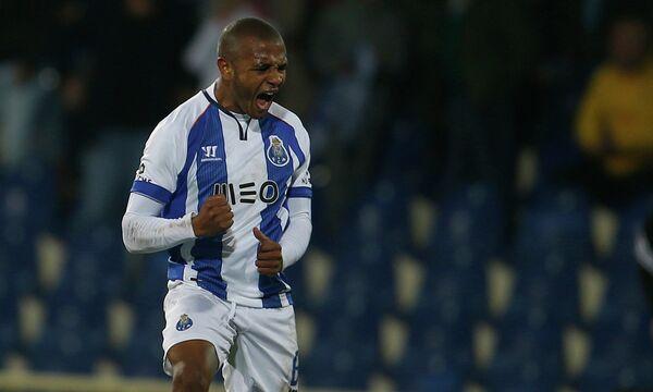 Футболист Порту Ясин Брахими