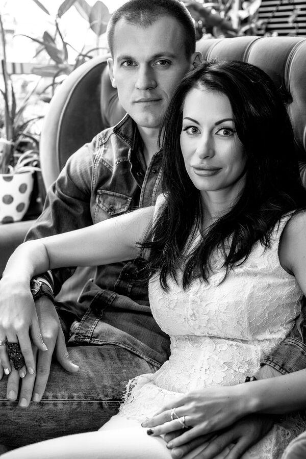 Артем и Екатерина Ребровы