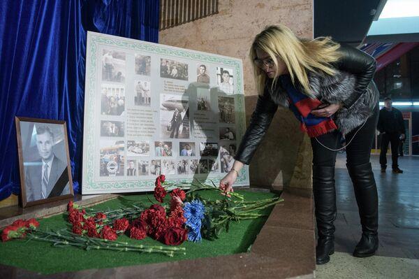 В Москве скончался хоккейный тренер Виктор Тихонов