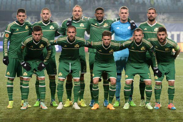 Игроки ФК Панатинаикос