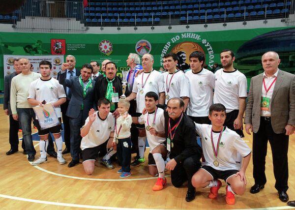 Международный турнир по мини-футболу памяти Тофика Бахрамова