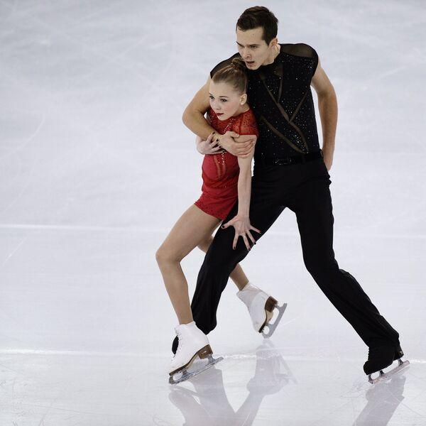 Мария Выгалова и Егор Закроев