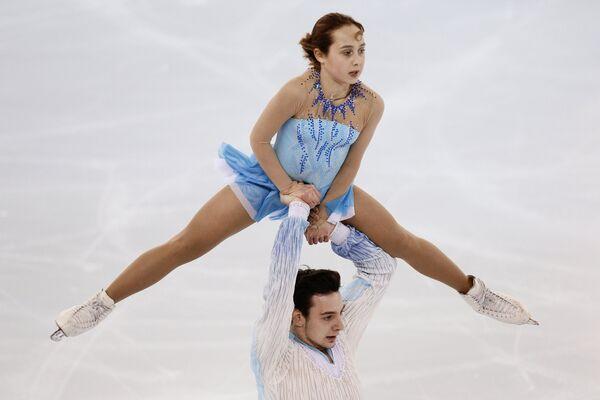 Камилла Гайнетдинова и Сергей Алексеев