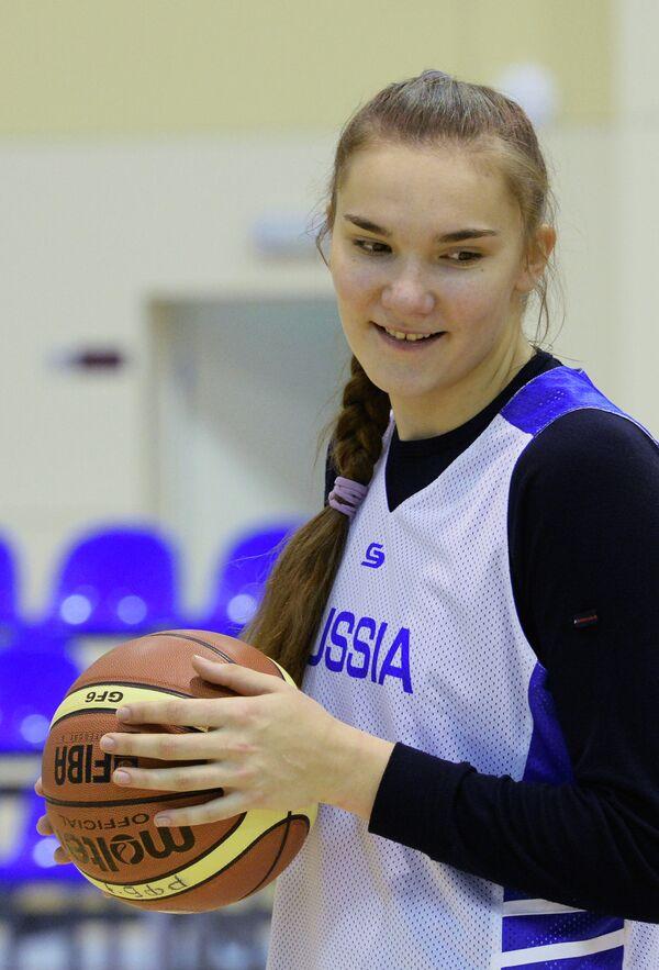 Мария Вадеева