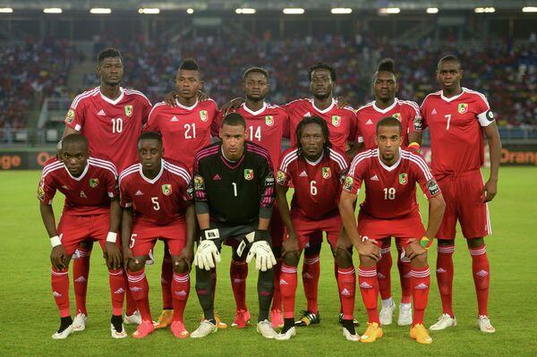 Футболисты Конго
