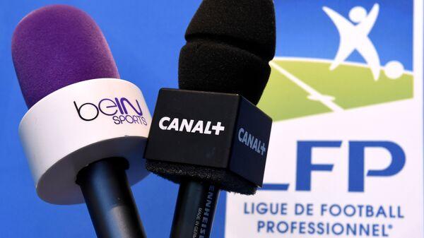 Логотип Французской футбольной лиги (LFP)