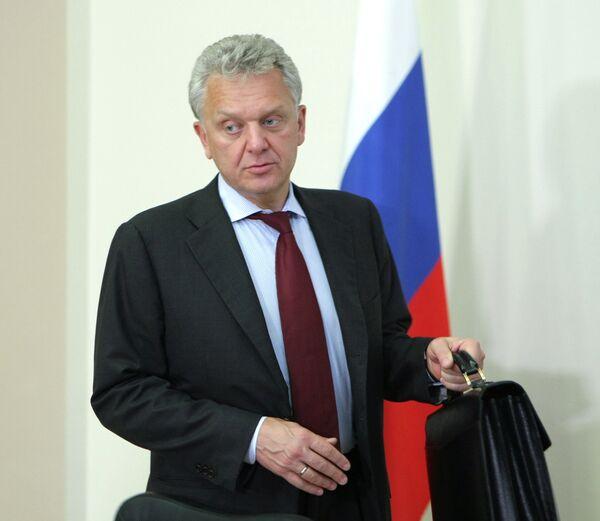 Министр промышленности и торговли РФ Виктор Христенко