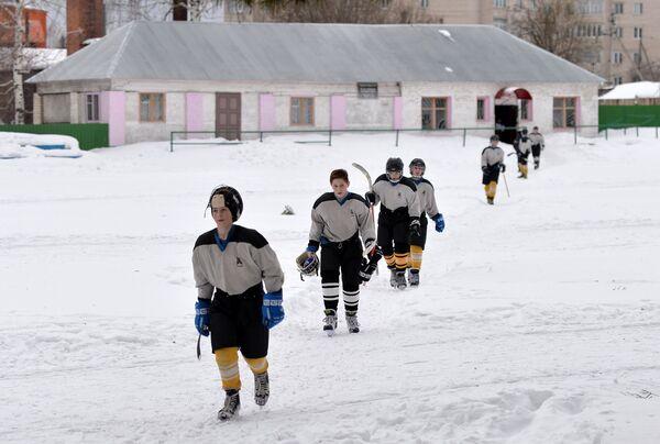 хоккей в ветлуге фото поиск