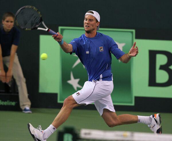 Итальянский теннисист Андреас Сеппи