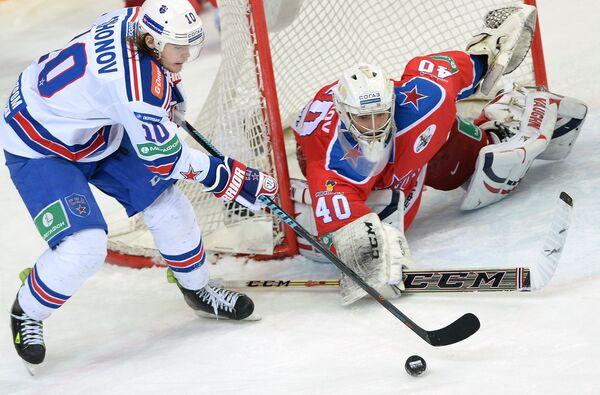 Виктор Тихонов (слева) и Станислав Галимов