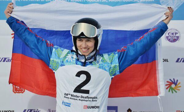 Мария Капусткина