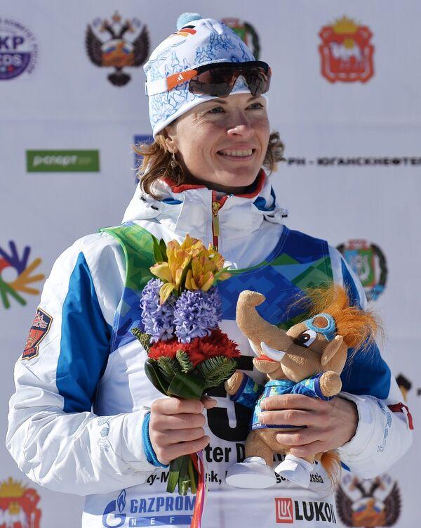 Анна Федулова (Россия)