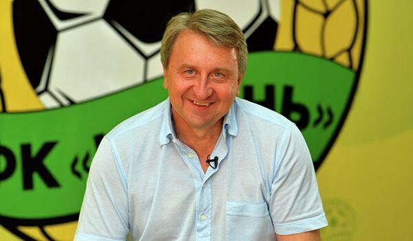 Генеральный директор краснодарского футбольного клуба Кубань Евгений Муравьев