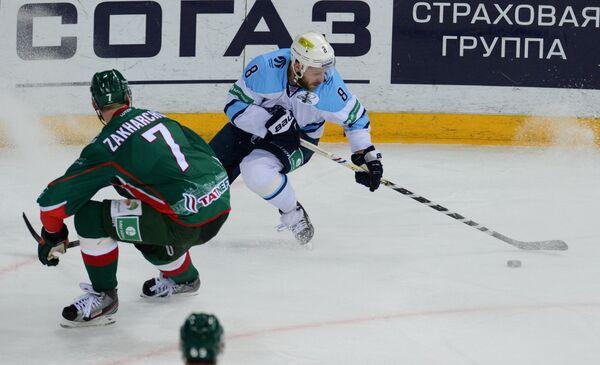 Степан Захарчук (слева) и Дмитрий Моня