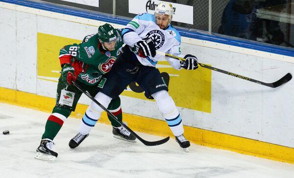 Александр Бурмистров (слева) и Ренат Мамашев
